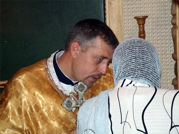 Исповедь - примирение с Богом