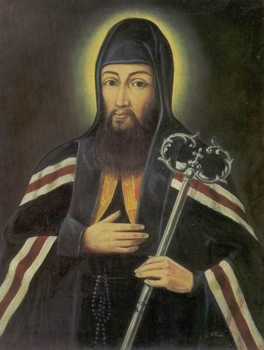 Про життя та смерть святого Йосафата Кунцевича, який був «бібліотекою всіх книжок»