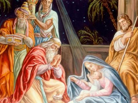 Христос рождається славіте його